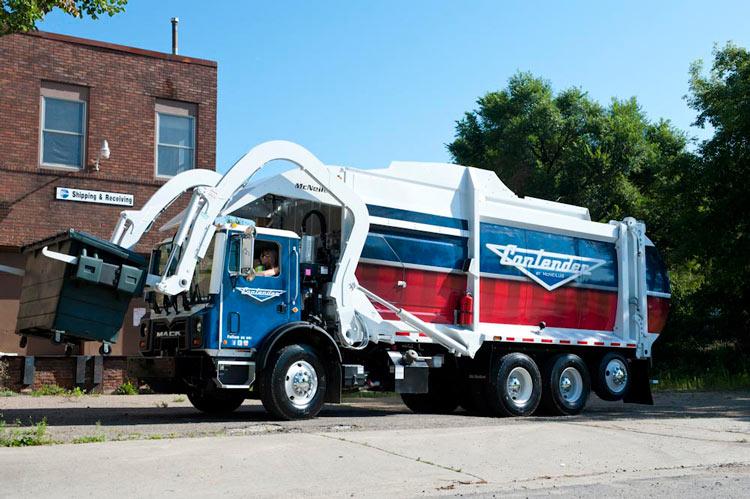 Garbage Truck Repair Orlando